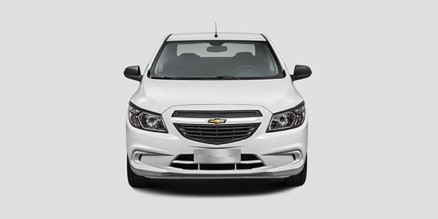 Design prático e moderno novo carro sedan Chevrolet Prisma Joy 2019