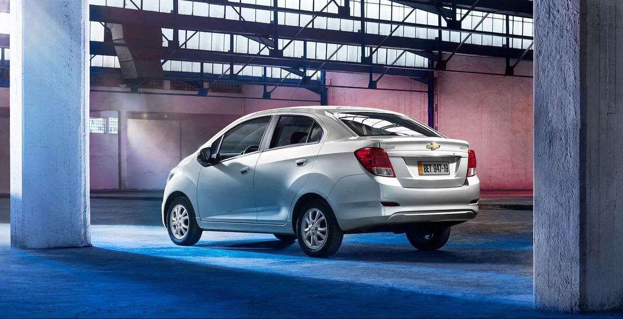 Chevrolet Beat - Conectacte con el mundo en tu nuevo vehículo