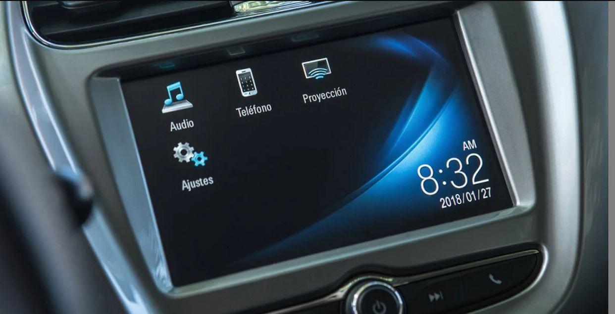 Chevrolet Beat Tecnología - Tu carro es compatible con todos los dispositivos móviles
