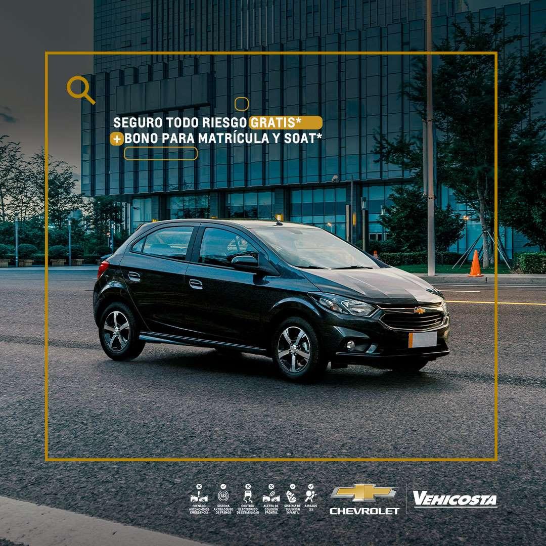 Concesionario Chevrolet - Estrena tu carro nuevo Chevrolet Onix HB