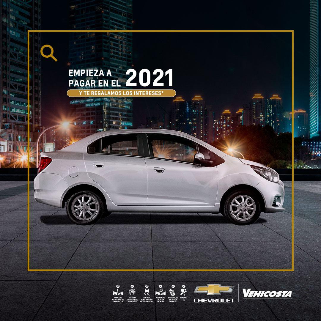 Concesionario Chevrolet - Estrena tu carro nuevo Chevrolet Beat