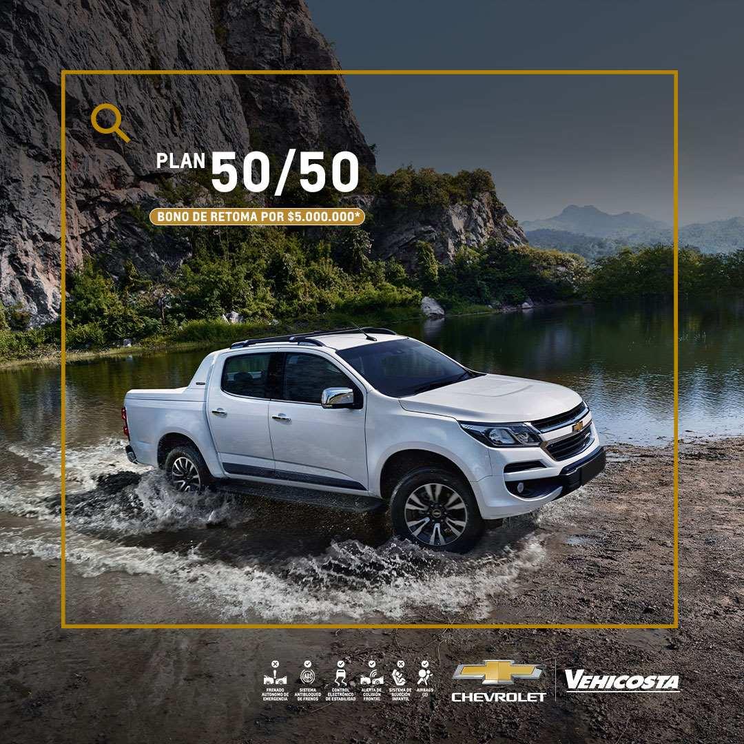 Concesionario Chevrolet - Estrena tu camioneta nueva Chevrolet Colorado