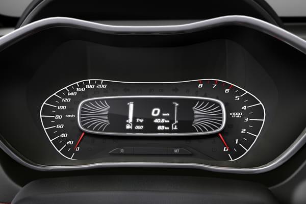 Galería Chevrolet Groove - Tacómetro