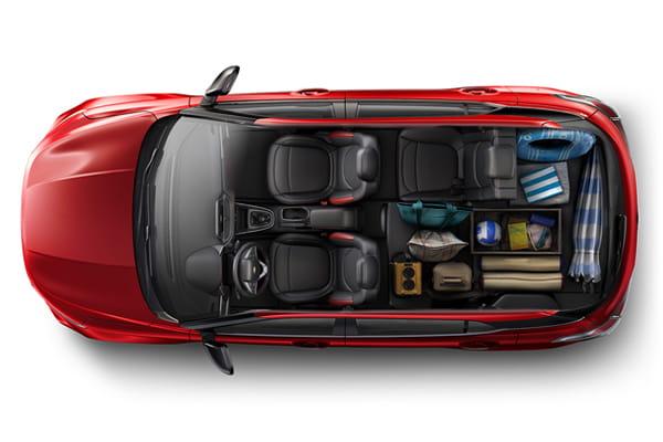 Chevrolet Groove para el viajero