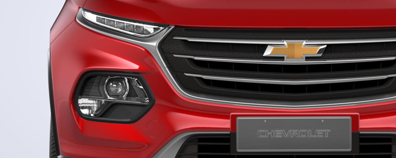 Chevrolet Groove Diseño de luces frontales