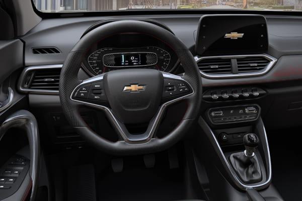 Galería Chevrolet Groove - Diseño panel