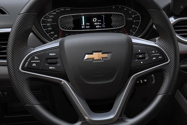 Tecnología Chevrolet Groove - Controles al volante