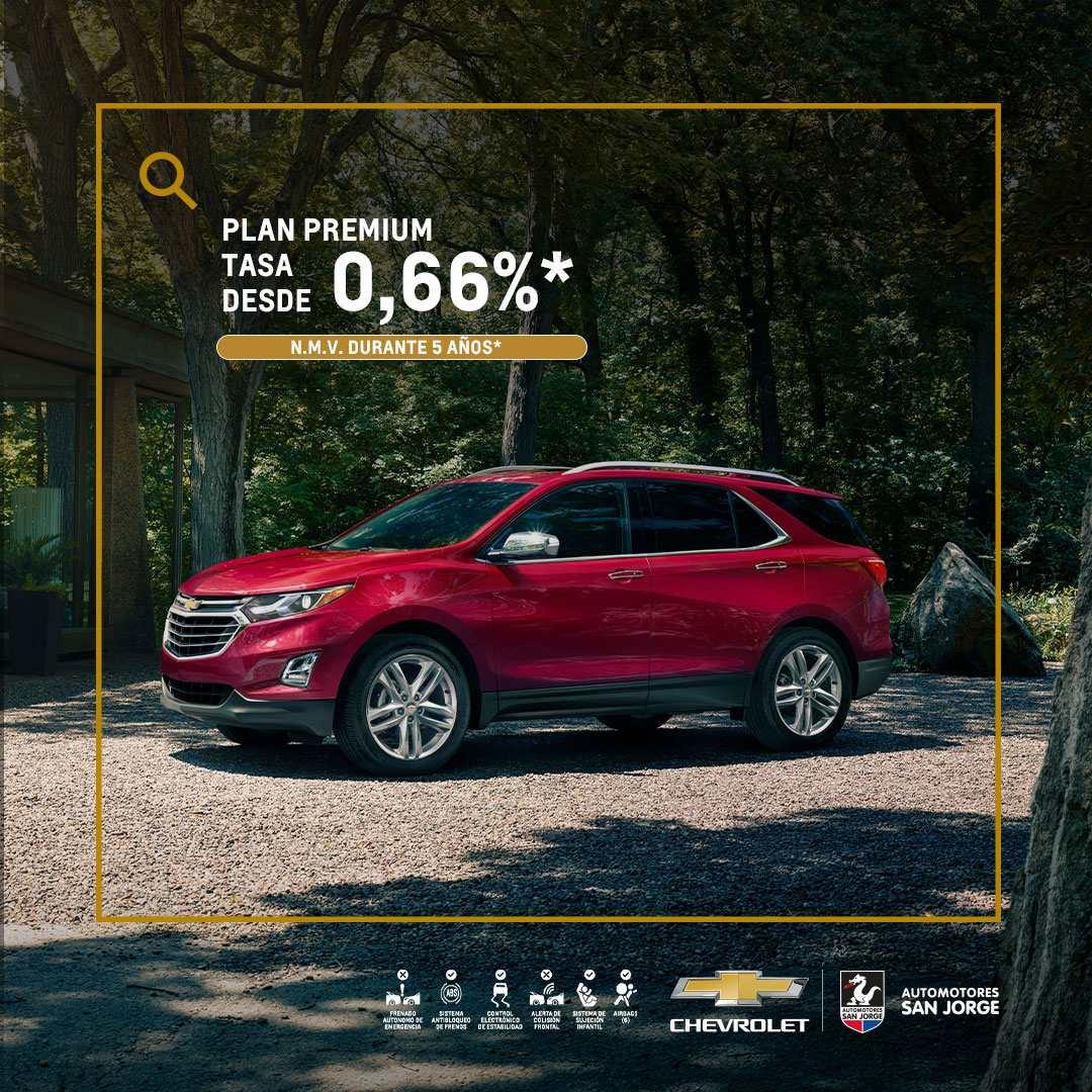 Concesionario Chevrolet - Estrena tu camioneta nueva Chevrolet Equinox