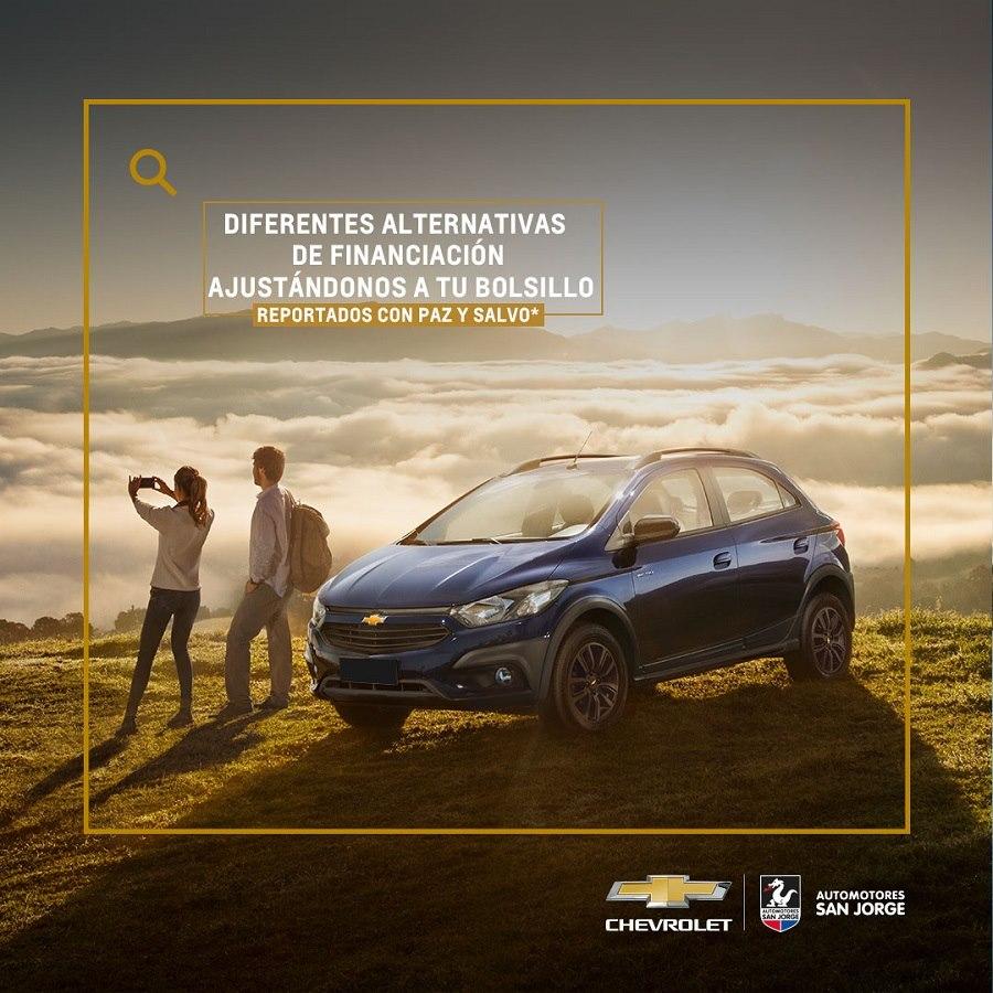 chevrolet - Bogotá - carro nuevo