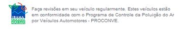 Revisão veicular Autus - Programa de Controle da Poluição do Ar por Veículos Automotores PROCONVE